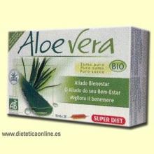 Aloe Vera Bio - Aliado del bienestar 20 ampollas de Super Diet
