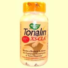 Tonalín XS-CLA - Nature's way - 45 cápsulas