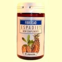 Fibrocao - Fibra - 50 cápsulas - Espadiet