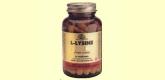L-Lisina 1000 mg - Aminoácidos - Solgar - 50 comprimidos