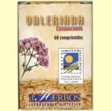 Valeriana - d'Herbós - 60 comprimidos