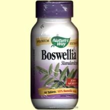 Broswelia stand 60 capsulas de Nature's Way
