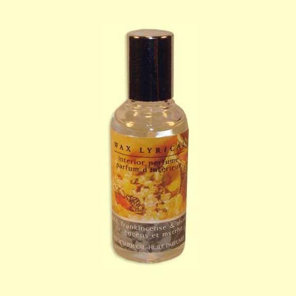 perfume de incienso y mirra