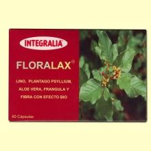 Floralax - Fibra natural - Integralia - 60 cápsulas