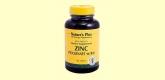 Picolinato de Zinc - Minerales - Natures Plus - 60 comprimidos