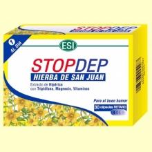 StopDep - Hierba de San Juan - 30 cápsulas - Laboratorios ESI
