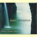 Deuter - Atmospheres - Meditation - Relaxation - Healing Arts - Cd de musica