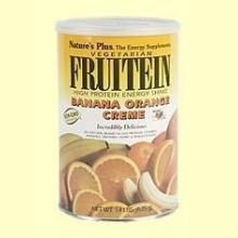 Frutein - Plátano y Naranja - 635 gramos - Natures Plus