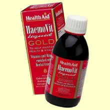 Haemovit Gold - 200 ml - Health Aid