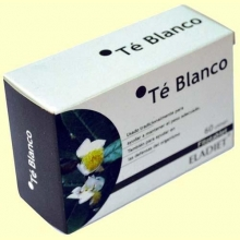 Té blanco Fitotablet - 60 comprimidos - Eladiet