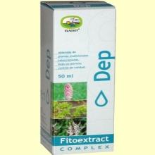Dep Fitoextract complex - Cuentagotas 50 ml - Eladiet