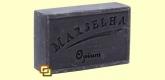 Pastilla Jabón Natural Opio Negro - 125 gramos - Marselha