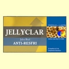 Jalea Real Anti-Resfri Jellyclar - 20 ampollas - Dieticlar