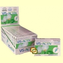Vis Activ - Gotas Oculares - 10 frascos - Pharmadiet