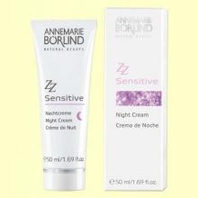 ZZ Sensitive Crema de Noche - Anne Marie Börlind - 50 ml
