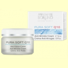 Crema Antiarrugas Pura Soft Coenzima Q-10 - 50 ml - Anne Marie Börlind