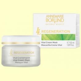 LL Regeneration Mascarilla-Crema Vital - 50 ml - Anne Marie Börlind