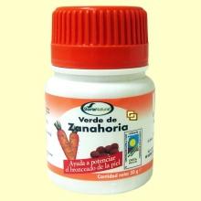 Verde de Zanahoria - 100 comprimidos - Soria Natural