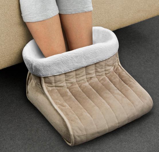 Calentador de pies