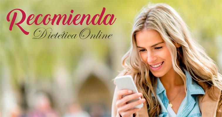 Recomienda Dietética Online