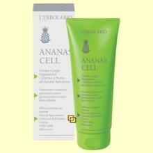 Crema Cuerpo Superactiva Día y Noche - Celulitis - Ananas Cell - 200 ml - L'Erbolario