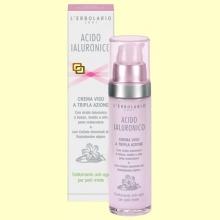 Ácido Hialurónico - Fluido cara - Anti-edad para piel mixta - 50 ml - L'Erbolario