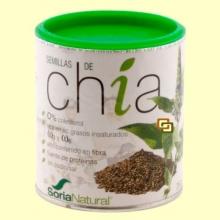 Semillas de Chía - 250 gramos - Soria Natural
