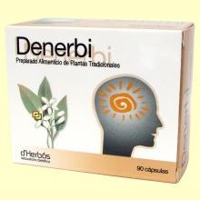 Denerbi - 90 cápsulas - derbós