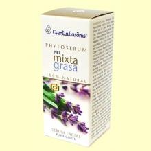 Sérum Facial Phytoserum Piel Mixta Grasa - 15 ml - Esential'arôms