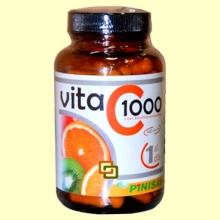 Vita C 1000 - Vitamina C - 90 cápsulas - Pinisan Laboratorios