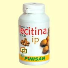 Perlas de Lecitina de Soja 1200 mg - 220 perlas - Pinisan Laboratorios