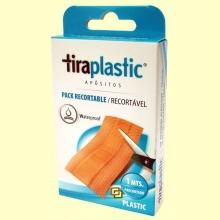 Tiraplastic Apósitos - 10 unidades - Pack Recortable