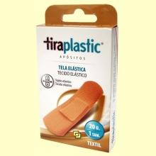 Tiraplastic Apósitos - 20 unidades - Tela elástica