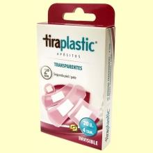 Tiraplastic Apósitos - 20 unidades - Transparentes