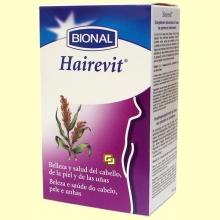 Hairevit - 30 cápsulas - Laboratorios Bional