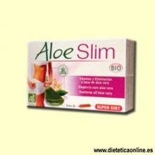 Aloe Slim Bio 20 ampollas de Super Diet