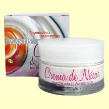 Crema de Nácar con Rosa Mosqueta - 50 ml - Plantis