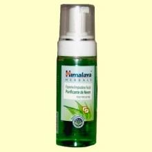 Espuma Limpiadora Facial de Neem - 150 ml - Himalaya Herbals