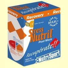 Stressnutril - Nutrisport - Naranja - (5 sobres) 200 gramos