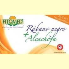 Fitomed HB - 20 ampollas - Rábano negro + alcachofa - Dieticlar