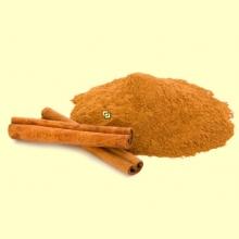 Canela en Polvo (Cinnamomum verum) - 100g
