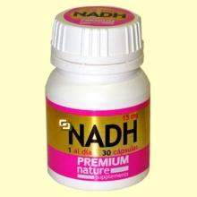 NADH Premium Nature - 30 cápsulas - Pinisan