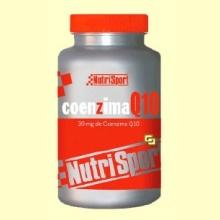 Coenzima Q10 - 60 cápsulas Licaps - Nutrisport