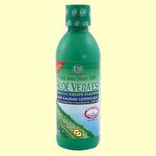 Aloe Vera Zumo Colon - Limpieza de Colon - Laboratorios ESI - 500 ml