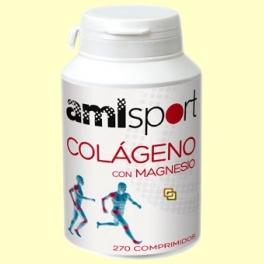 Colágeno con Magnesio - 270 comprimidos - Ana María Lajusticia