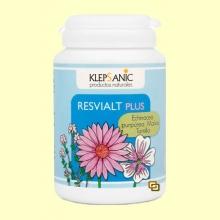 Resvialt Plus - Vías Respiratorias - 60 cápsulas - Klepsanic