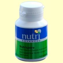 Nutrispore (Exspore reformulado) - 60 cápsulas - Nutri-West