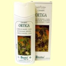 Champú Ortiga - Cabellos Grasos - 250 ml - Bellsolá