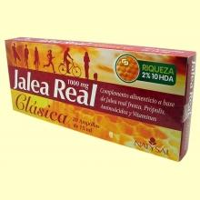 Jalea Real Clásica - 1000 mg - 20 ampollas - Natysal