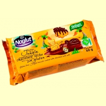 Noglut Galletas Jungla - Sin Gluten - 60 gramos - Santiveri
